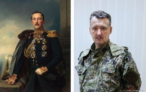 Стрелков и Суворов