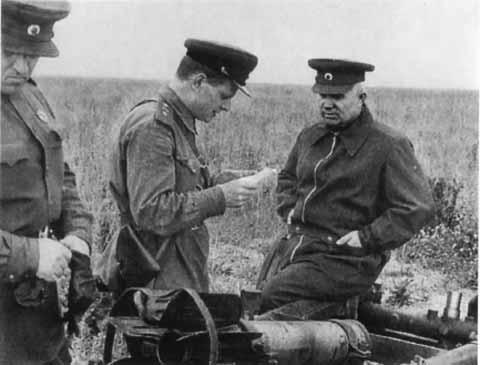 тимошенко и Хрущ