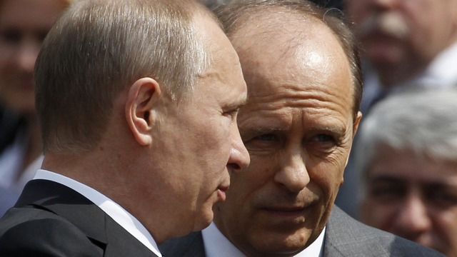 Бортников Путин