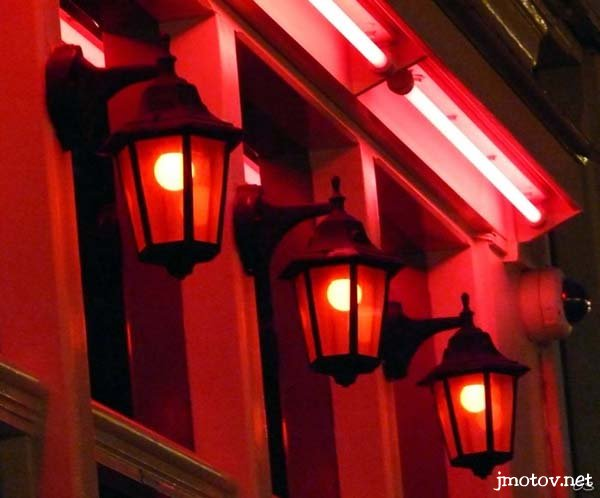 красные фонари1