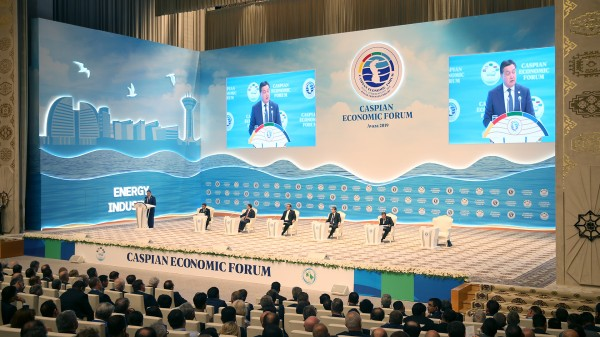 Каспийский экономический форум показал доминирование российской повестки.