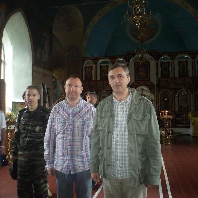 Панарин Урал