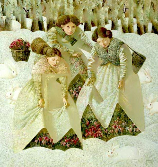 снеговые юбки