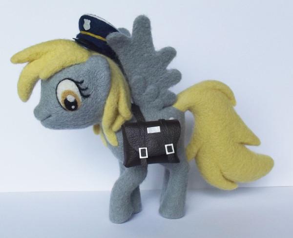 Пони почтальон 1