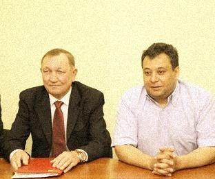 Рхааза и Александр Егошин
