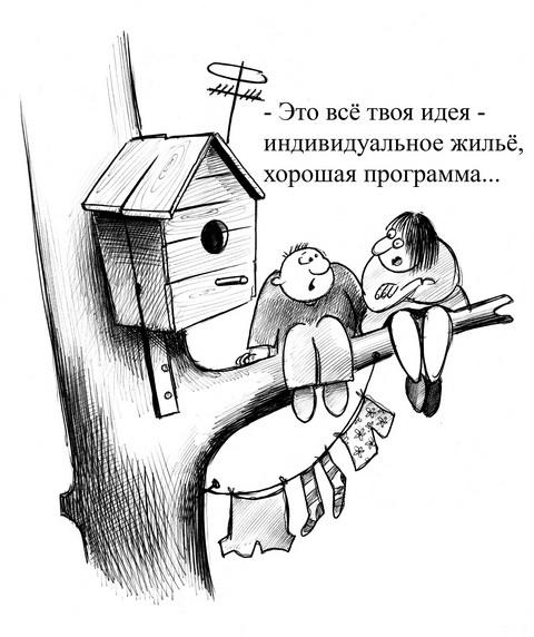 картинки прикольные про покупку квартиры подушкам