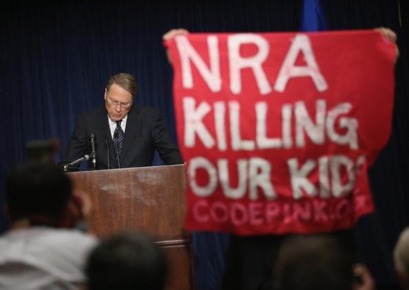НРА убивает наших детей