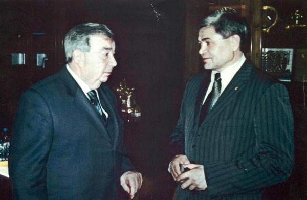 Долгов и Примаков