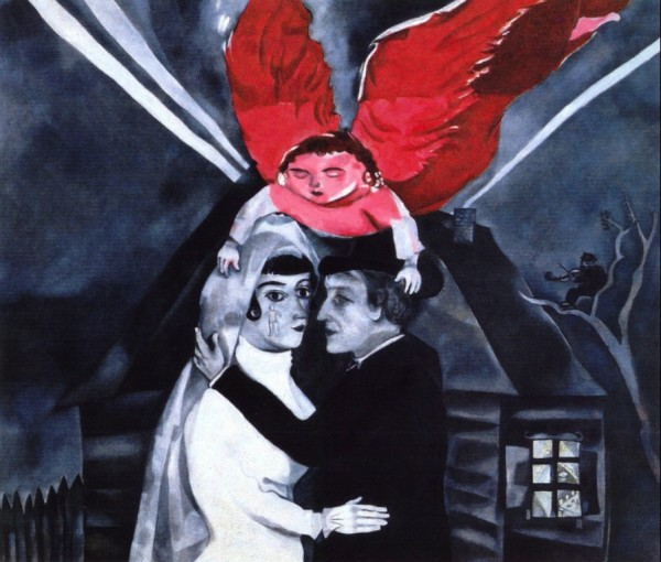 Марк Шагал. Весілля