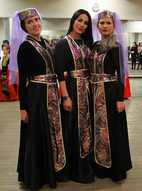 Осетинский мин