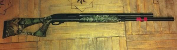Remington 870 общий вид
