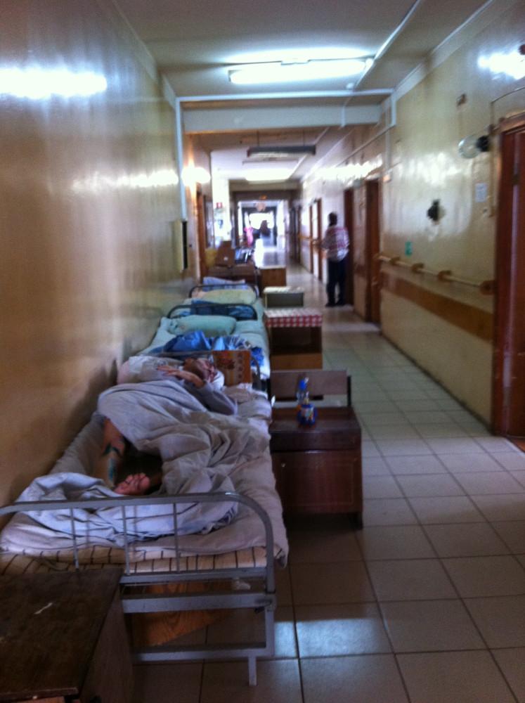 Кострома 2-я городская больница. Неврологическое отделение.