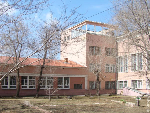 Соцгород ЧТЗ, школа № 48