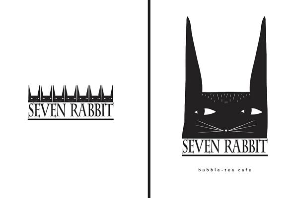 Логотип Seven Rabbit