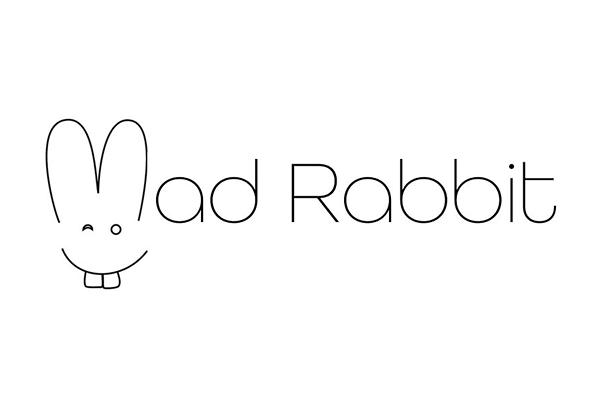 Логотип Mad Rabbit