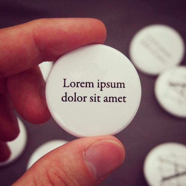 Значок «Lorem ipsum dolor sit amet»