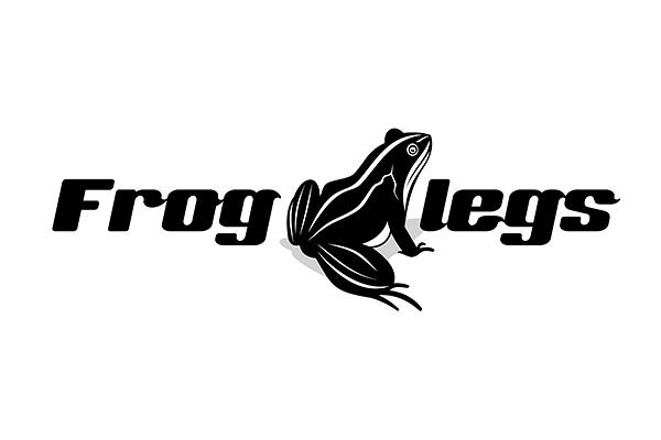 Логотип из лягушки