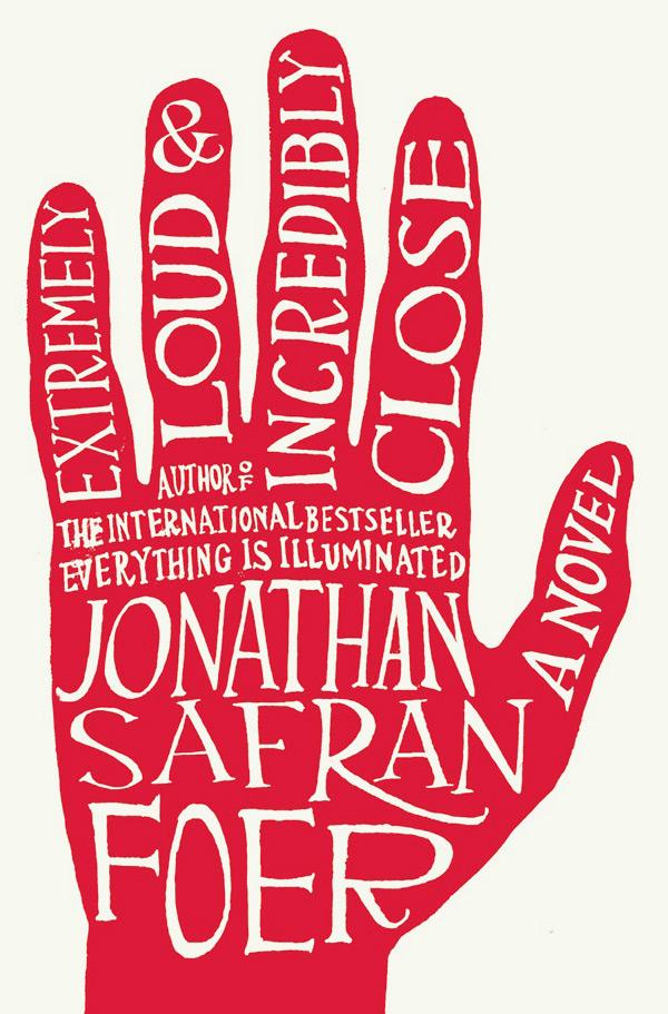 Джон Грей(Jon Gray). Обложка книги «Жутко громко и запредельно близко», 2005