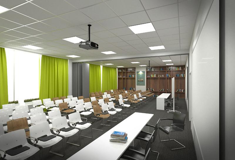 Конференц-зал IT-парка в Челябинске