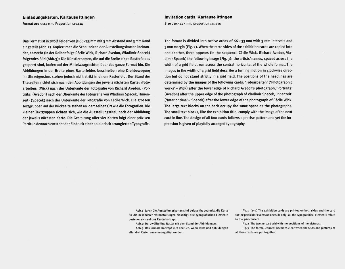 Ганс Рудольф Боссхард. «Типографская сетка»