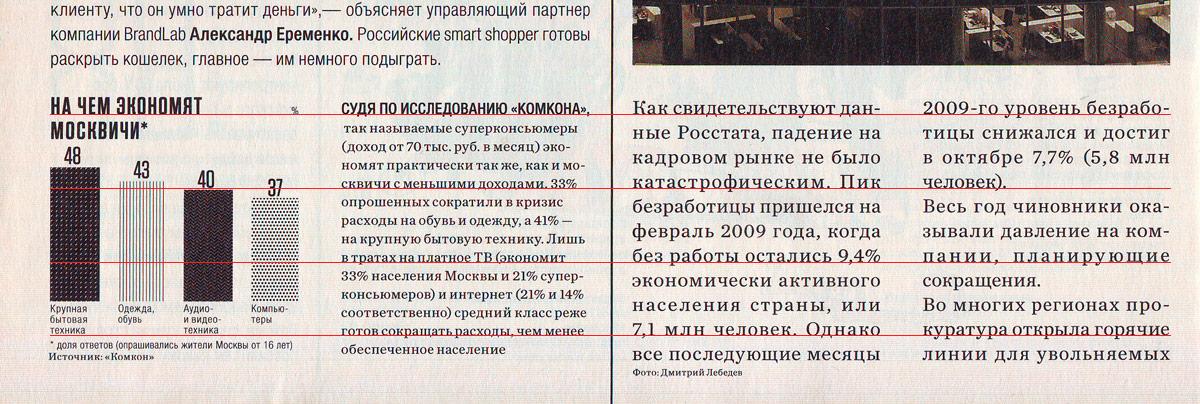 Журнал «Секрет фирмы», декабрь 2009