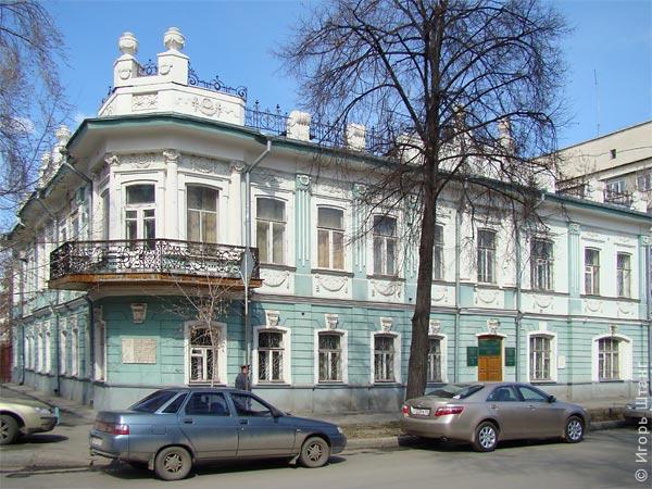 Особняк М. П. Архипова (Дом ученых)
