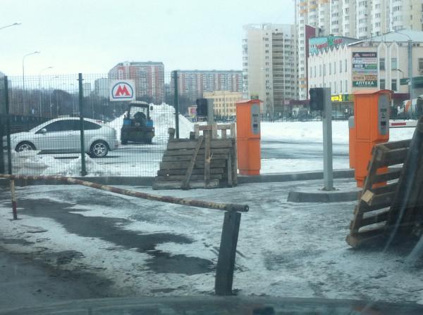 volokolamskaya parkovka metro 2013 pic2