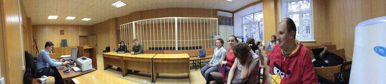 Судебное заседание Тврской суд детский сад