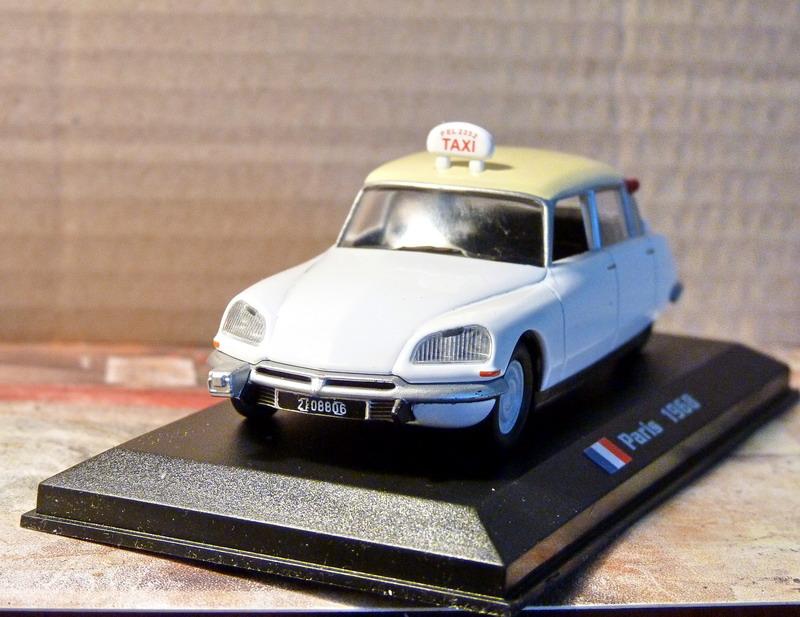DS 19 taxi lj