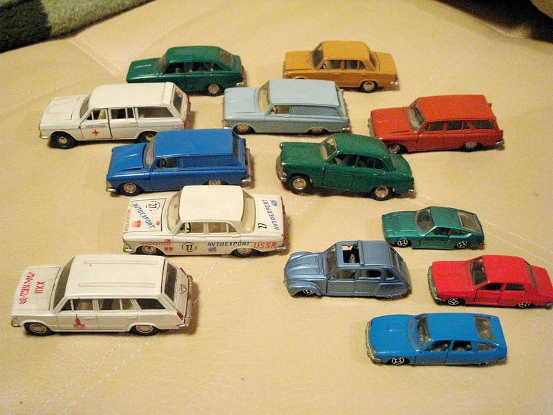 советские модели-ред 2