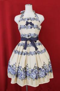 Theresia Rose JSK blue