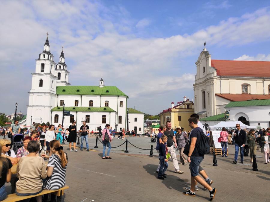 Тбилисоба в Минске -