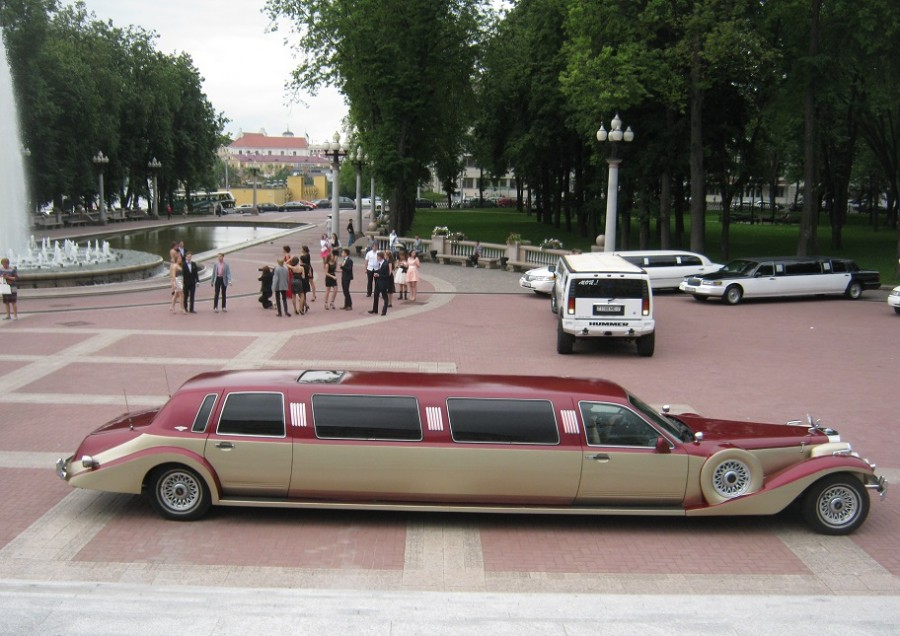 лимузины 1