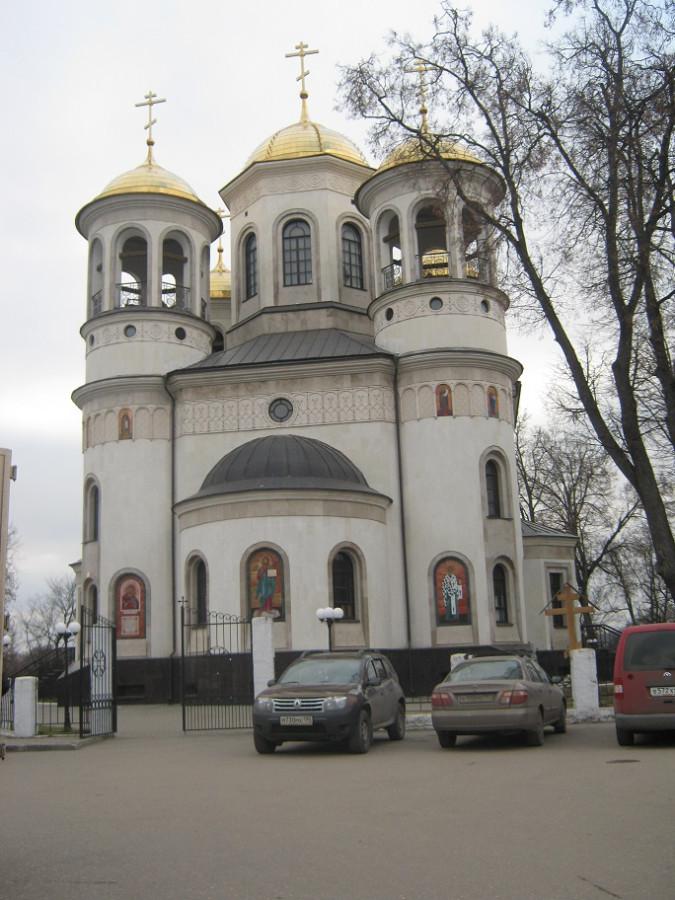 Пизанская церковь