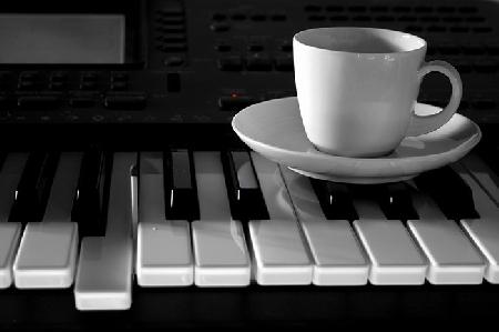 кофе как музыка