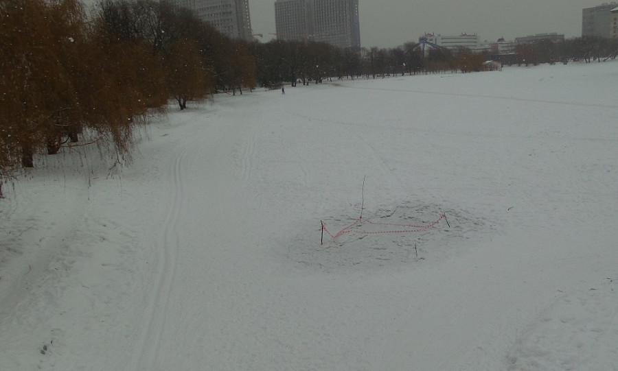 нельзя на лед-2