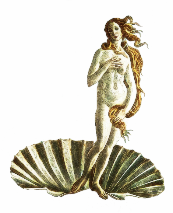 Рождение Венеры Боттичелли