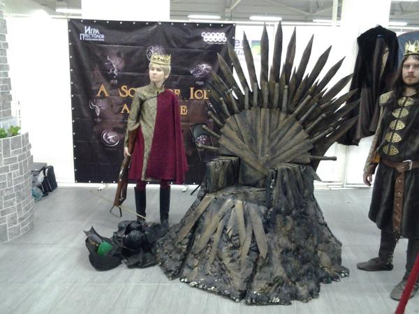 ИП у трона
