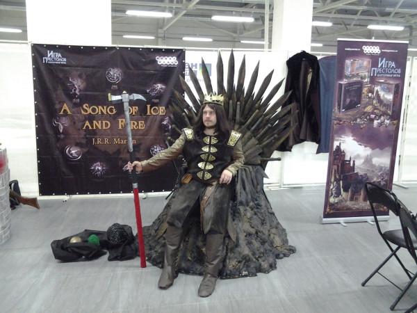 король на троне ИП