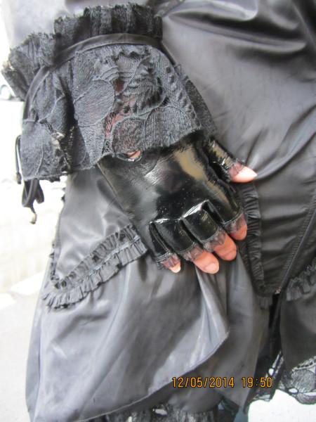 крупняк перчатка и позумент