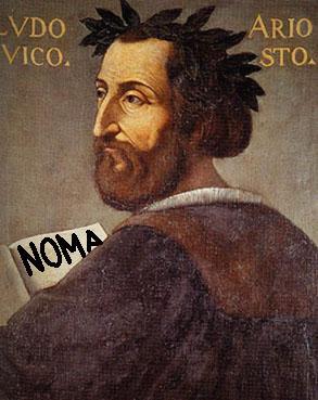 Ariosto, precursore di NoMA