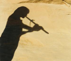 Flute Shadow John Huling