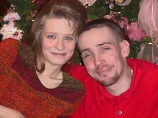 Patrick and Cheryl