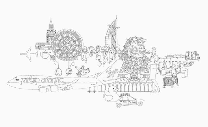 Virgin-Atlantic-Wall-Illustration-B-edit