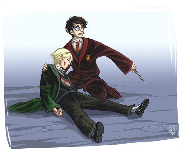 Гарри поттер секс фанфики
