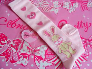 AP Bunny x heart OTK