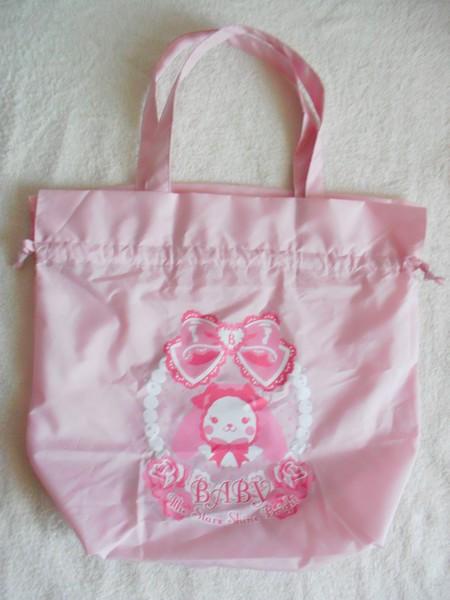 BABY Usakumya tote bag 2