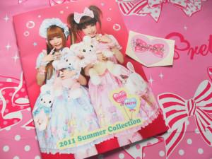 AP été 2011 catalog