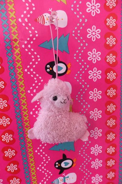alpaca cell charm