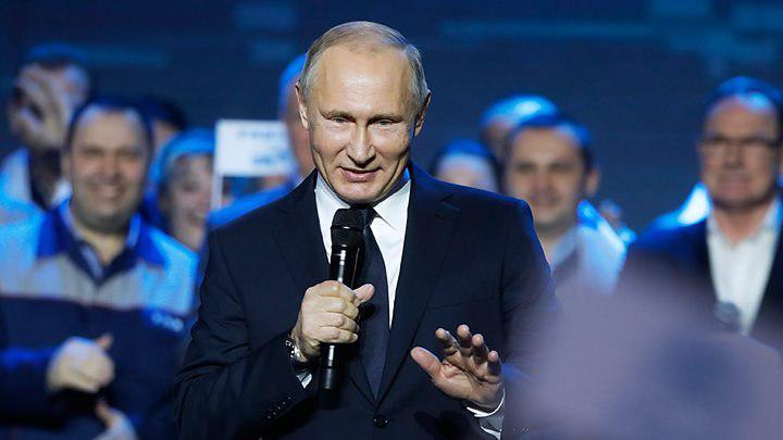 Президент двух стран сразу?. Реакция мира на выдвижение Путина в